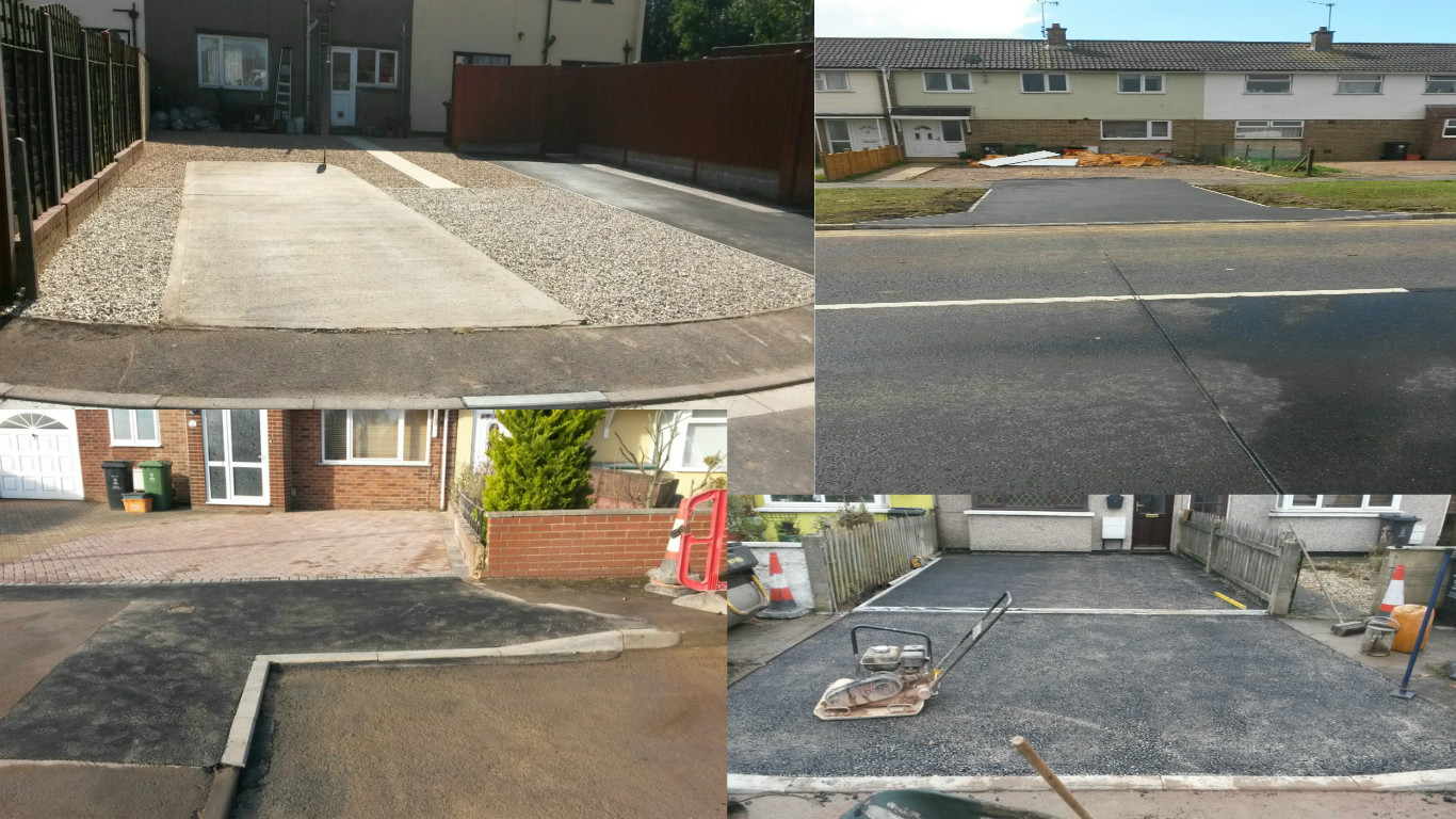 more examples of dropped kerbs